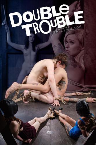 bdsm Double Trouble - Kleio Valentien, Endza - BDSM, Humiliation, Torture