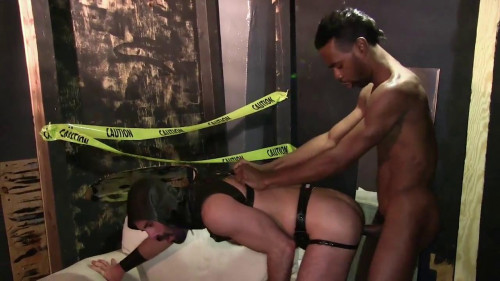 Gay BDSM Fucking The Sex Slave