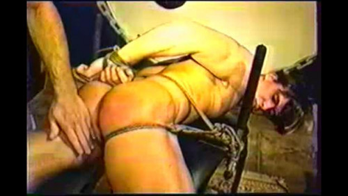 Gay BDSM Shaved Dick Slave