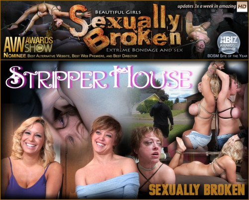 bdsm Stripper House