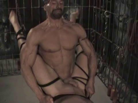 "Chow Down (Tom ""Ropes"" McGurk, Grapik Art Productions) Gay BDSM"