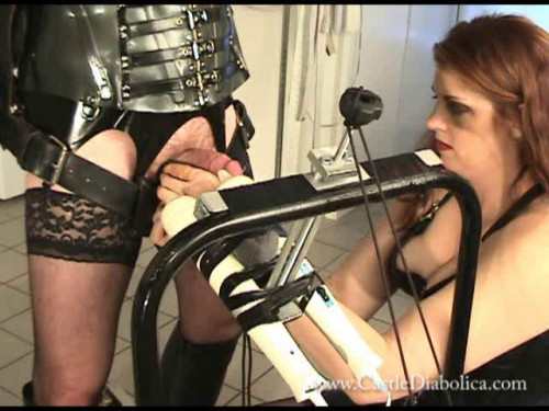 Femdom and Strapon Exclusive Good Full Vip Collection CastleDiabolica. Part 5.