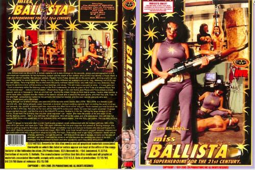 bdsm Ballista 1 - ZFX-P