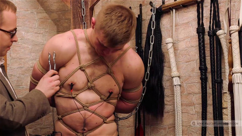 Gay BDSM Big Vip Collection 50 Best Clips RusCapturedBoys Part 6.