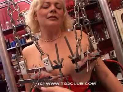 bdsm TG - Slave Angel Part 18