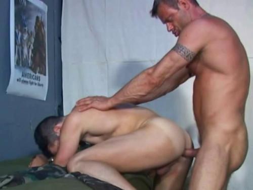 Operation Bareback, Military Gay Porn Movie Gay Porn Movie
