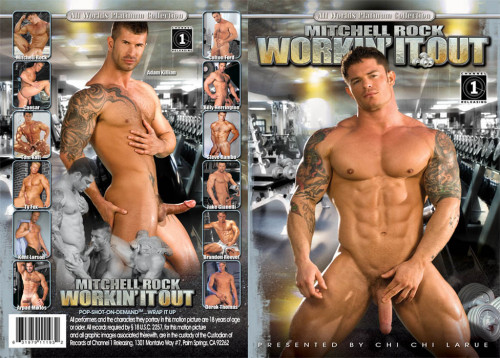 Mitchell Rock Workin' It Out (2010) Gay Movie