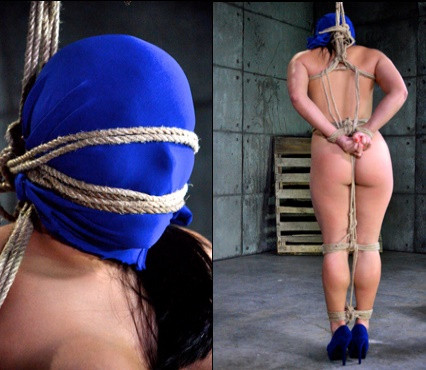 bdsm O.T. Fulfills Mia Bondage and Submission Fantasy