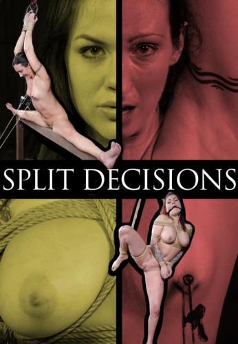 bdsm Split Decisions - Wenona