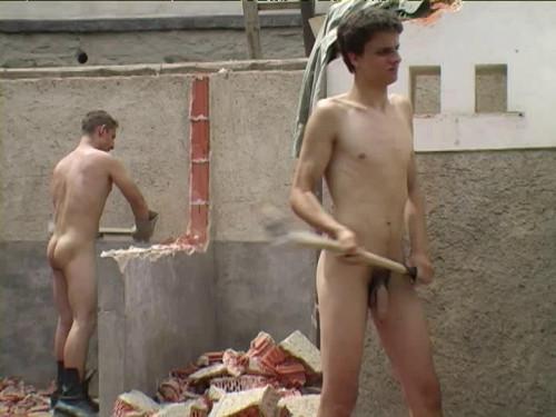 Gay BDSM Labour Camp 3