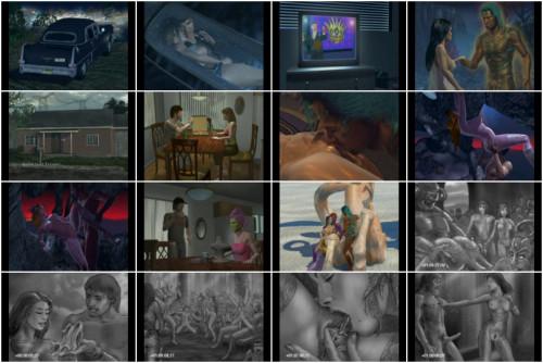 3D PornoMation 3 - DreamSpells ful 3D Porno