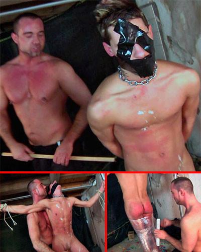 Gay BDSM Gangster Fuck Best Part 27