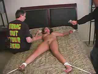 bdsm Knock Out Bondage Part 17