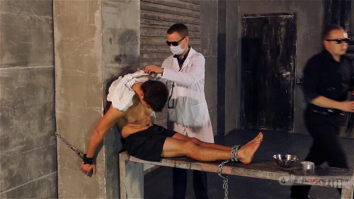 Gay BDSM Continue of the Military Story - Part I