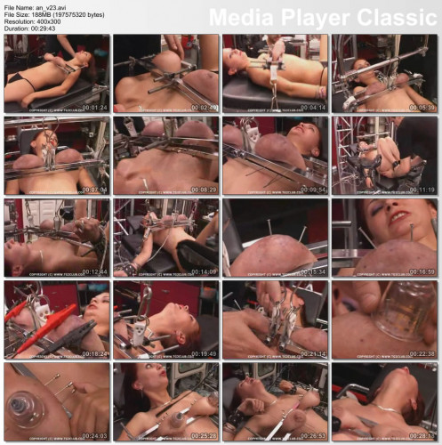 Torture Galaxy - Anita Part 23 BDSM