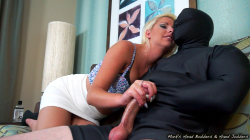 Femdom and Strapon Cherry Morgan-Bound to ruin