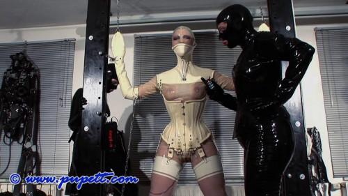 bdsm Pupett Fetish Latex Rubber Part Two 36 Video (2012-2016)