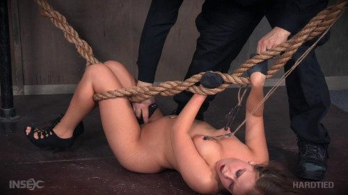 bdsm Brooke Bliss Anchored
