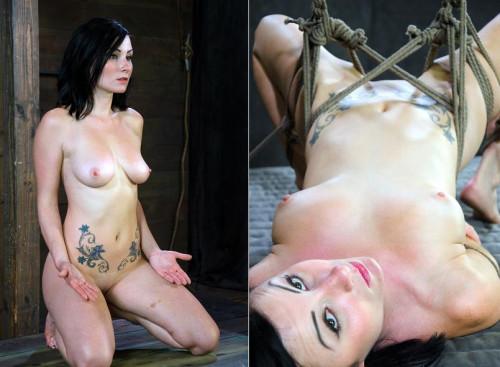 bdsm Hard rope bondage and submission