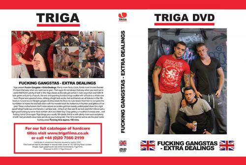 Triga - Fuckin Gangstas Extra Dealings Gay Porn Movie