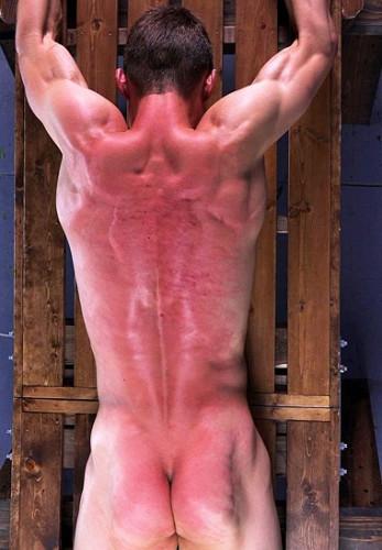 Gay BDSM Dreamboy Bondage Jared - Just Deserts part 3