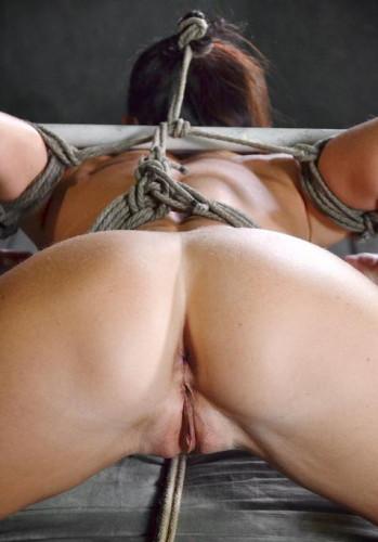 bdsm AVN winning MILF India Summer tag teamed, Brutal deepthroat on BBC, made to cum