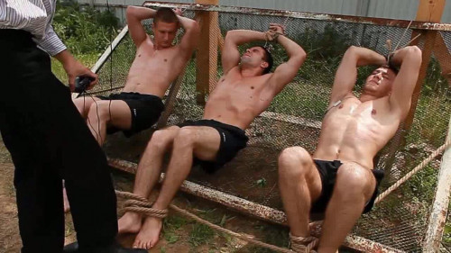 Gay BDSM Trap for Escaped Captives. Part X