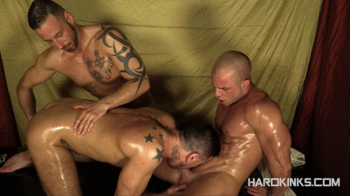 Gay BDSM The Massage (Antonio Aguilera, Antonio Miracle, Mario Domenech)