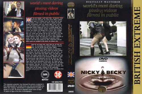 British Extreme Vol. 5 - Nicky & Becky Tour De London