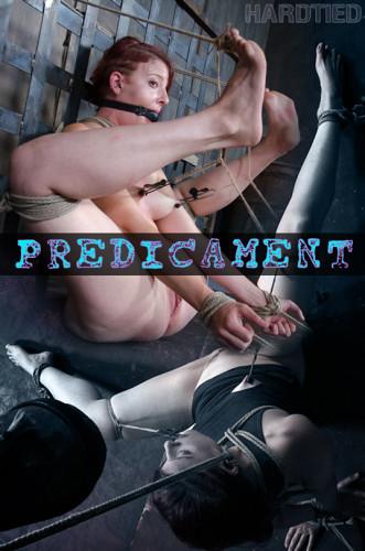 bdsm HardTied - Sep 7, 2016 - Predicament - Kel Bowie