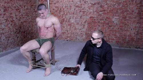 Gay BDSM Military Intelligence Officer - Final