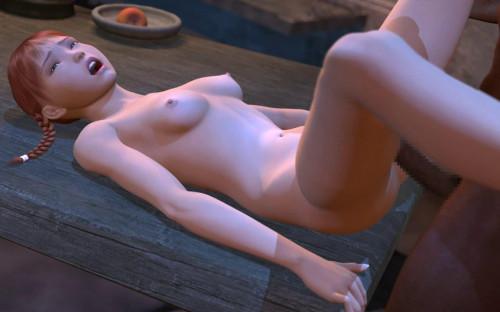 New Spera Damno 03 Episode (2012) 3D Porno