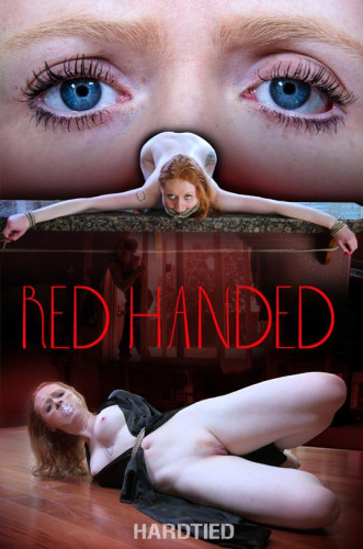 bdsm HardTied Ruby Red Red Handed
