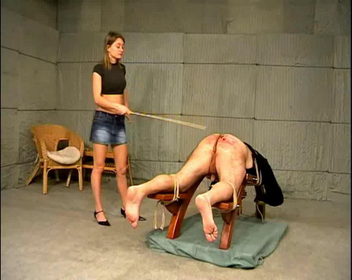 Brutal Punishment # 1 - Cruel Amazons BDSM
