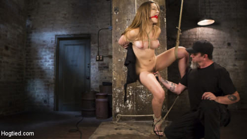bdsm Dani Daniels Submits in Brutal Bondage