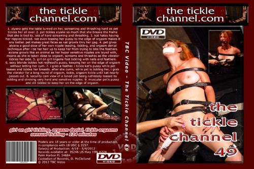 TBC 349 – The Tickle Channel 49 (2012) DVDRip BDSM