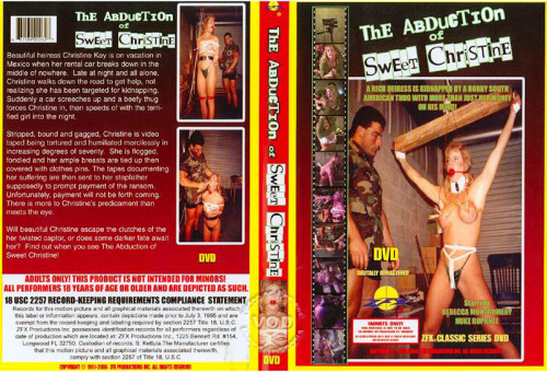 bdsm Abduction Of Sweet Christine - ZFX-P