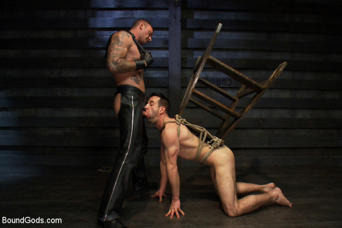 The Beast of Burden Gay BDSM