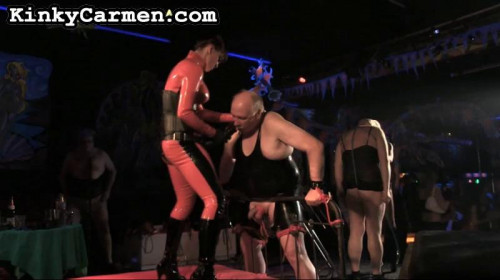 DOWNLOAD from FILESMONSTER:  BDSM Extreme Torture  The Fun Continues at KitKatClub (2013)
