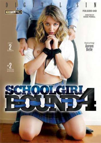bdsm Schoolgirl Bound pt.4