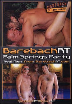 Barebackrt Palm Springs Party