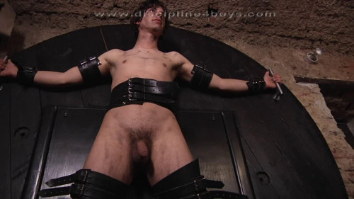 Gay BDSM Discipline4Boys - Gothic Inferno 1