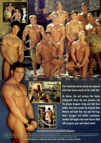 Sharpshooter - Knaked Knights Gay Movie
