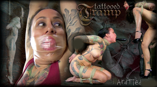 bdsm Hardtied - Apr 10, 2013 - Tattooed Tramp - Henna Hex