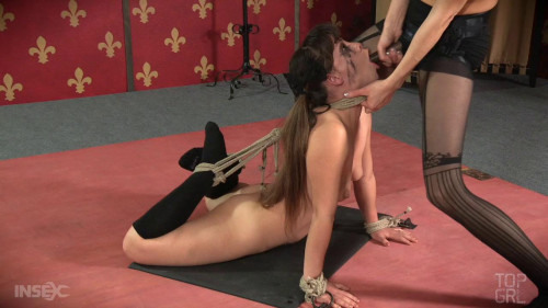 bdsm The Audition Devilynne, Rain DeGrey - BDSM, Humiliation, Torture