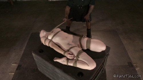bdsm HT - Blondie in Bondage - Delirious Hunter - January 28, 2015 - HD