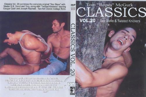 Gay BDSM Classics Vol. 20 Part 1 – Sex Slave