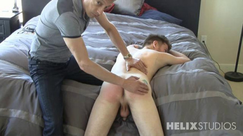 Gay BDSM Nicholas Ass Abused round 2