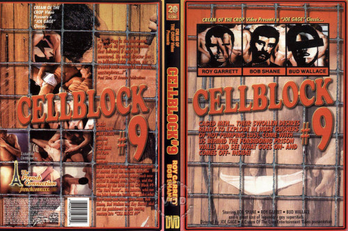 Cell Block #9 (1981) Gay Movie
