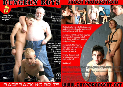 Dungeon Boys (2007) DVDRip Gay BDSM